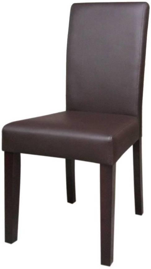 Stolička PRIMA hnedá