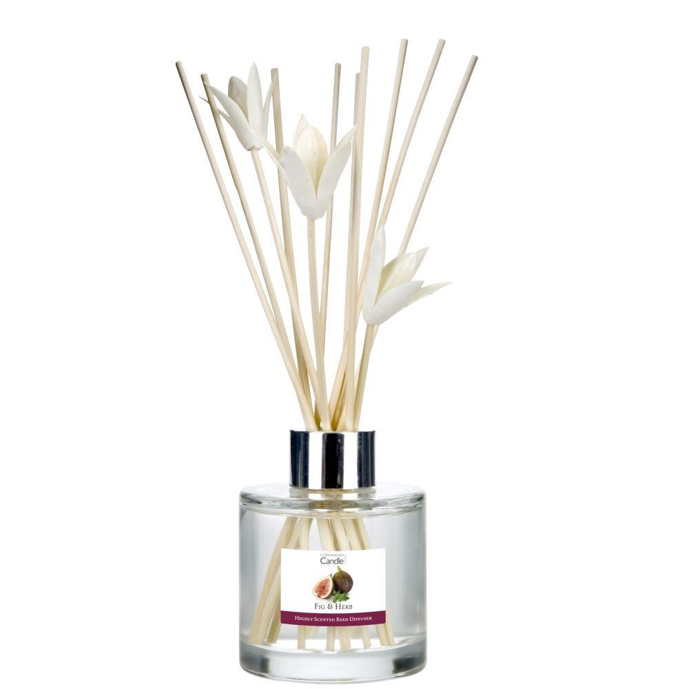 Aromatický difuzér Copenhagen Candles Fig & Herb, 100 ml
