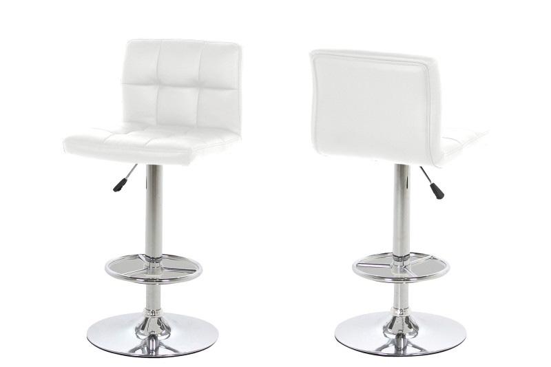 >> HOTT 36286 barová stolička, biela >>