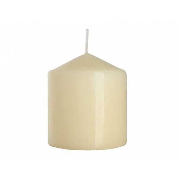 Dekoratívna sviečka Classic Maxi béžová, 9 cm
