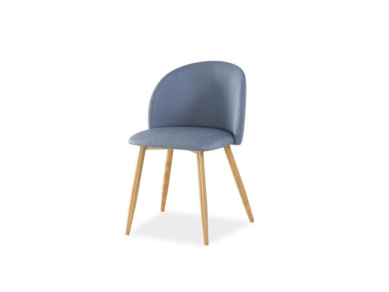 ELINA jedálenská stolička, denim