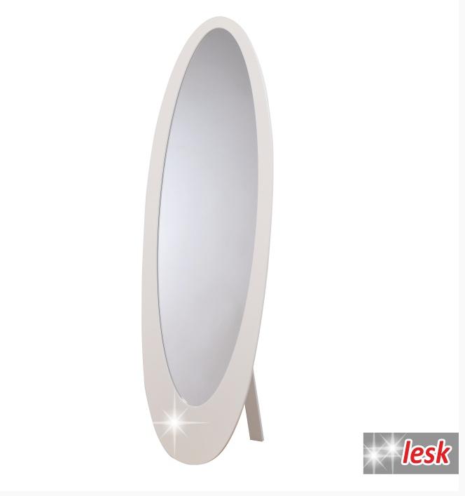 Stojanové zrkadlo SASKIA