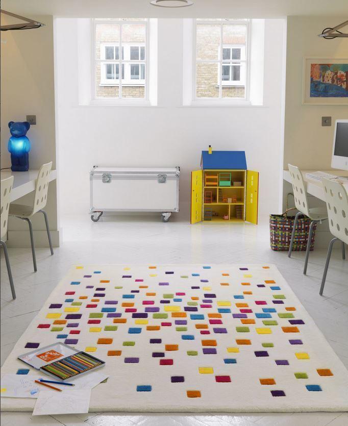 HARLEQUIN koberec HA10-010 - farebná/svetlá