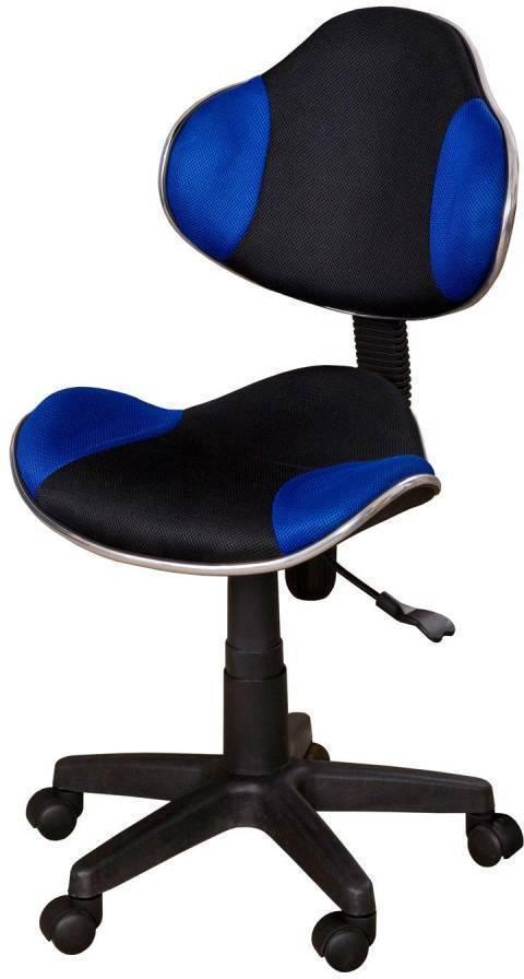 Stolička NOVA modrá