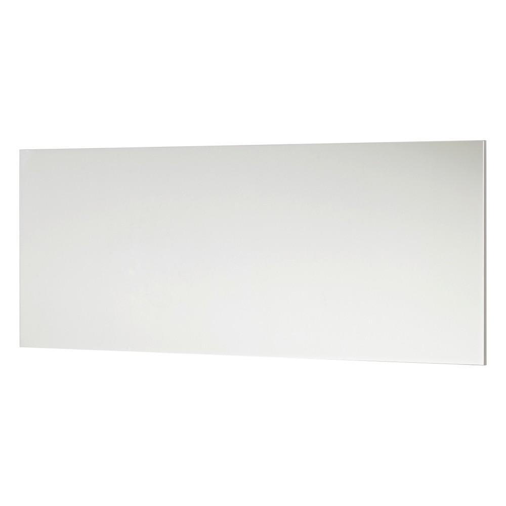 Biele nástenné zrkadlo Germania Atlanta