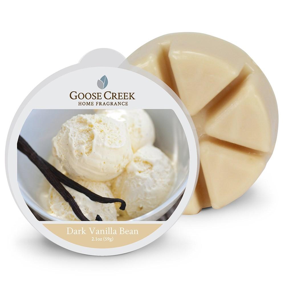 Vonný vosk do aromalampy Groose Creek Tmavá vanilková fazuľa