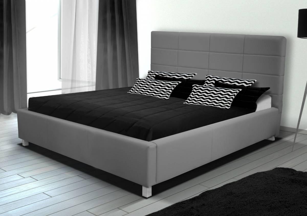 LUBICA IX manželská posteľ 180 x 200 cm, látka na výber