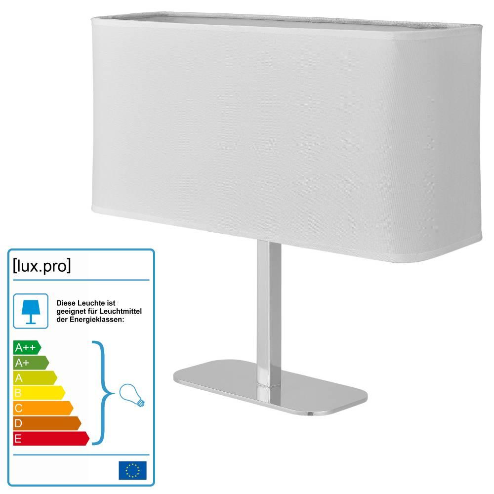 [lux.pro]® Elegantná stolová lampa – nočná lampa - Alea / 1 x E14
