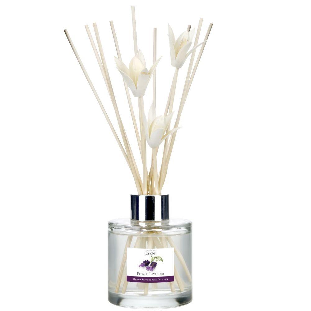 Aromatický difuzér Copenhagen Candles French Lavender, 100 ml
