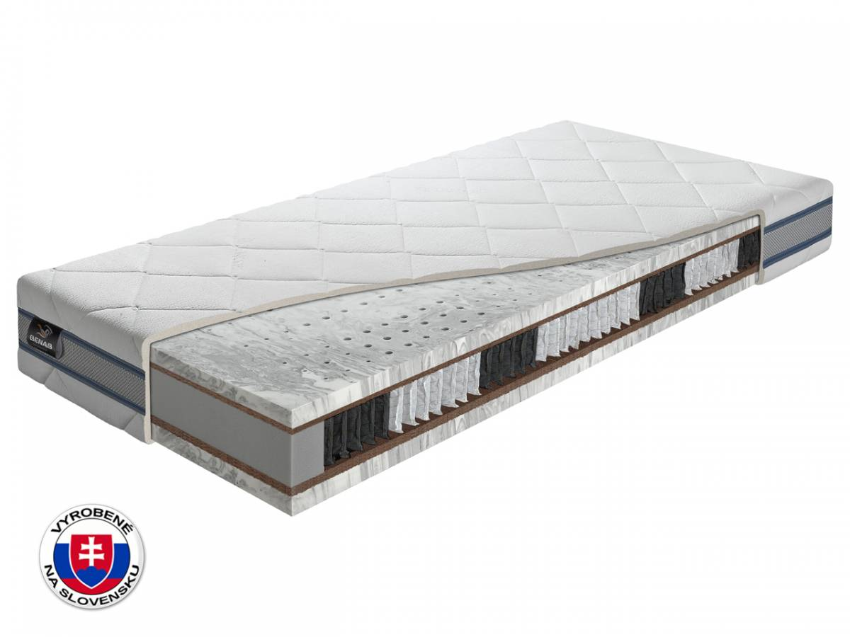 Taštičkový matrac Benab Pantera Coco S1000 220x180 cm (T4/T5)