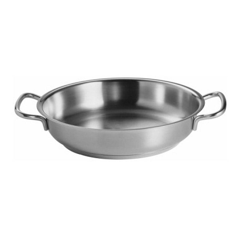 Panvica z nehrdzavejúcej ocele na smaženie a servírovanie Ø 24 cm original pro collection®