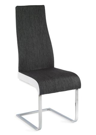 Jedálenská stolička AC-1817 BKW2