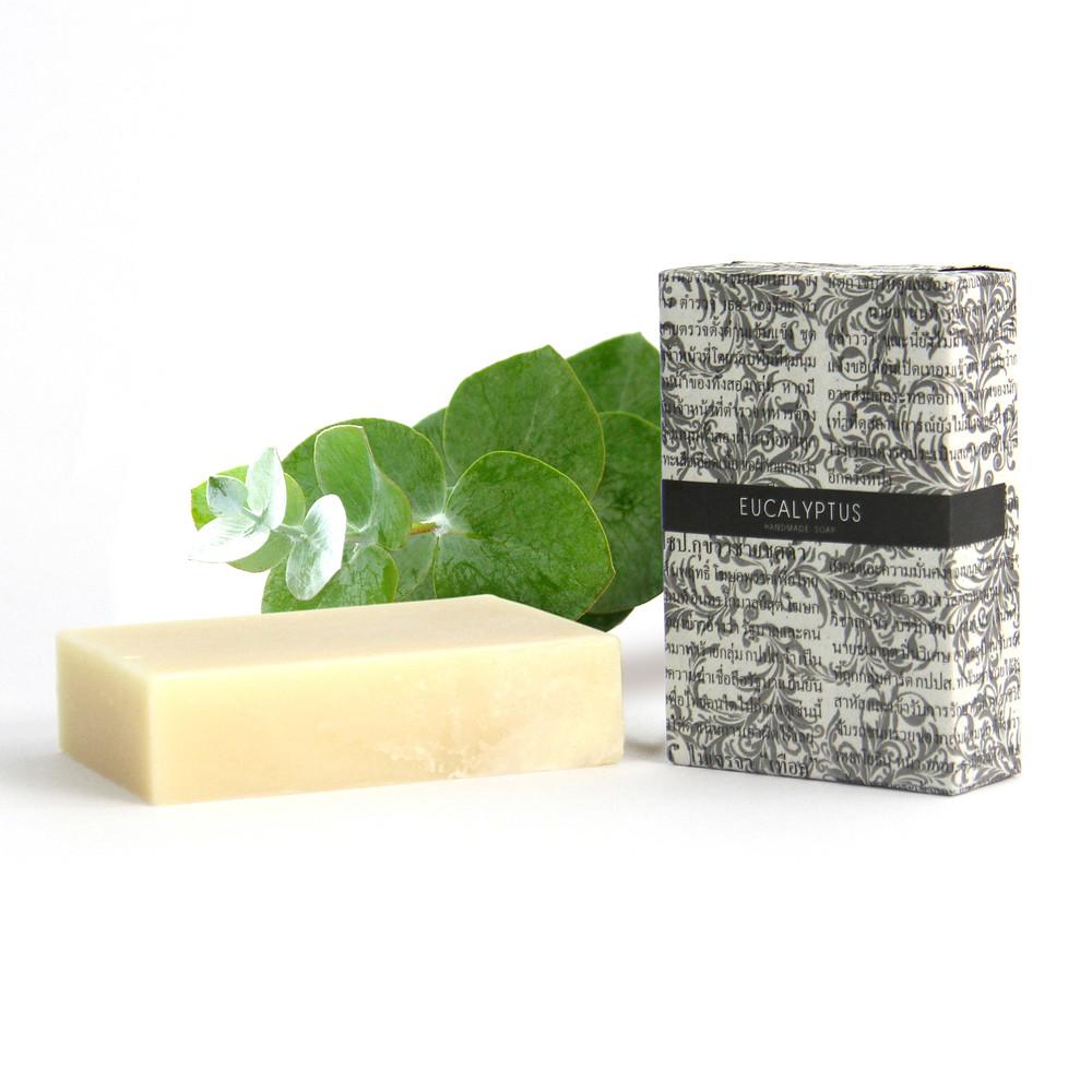 Prírodné mydlo s eukalyptom HF Living