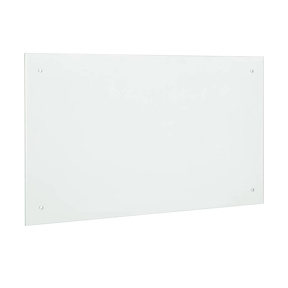 [neu.haus]® Kuchynský zadný panel / Splaschback - 90 x 40 cm - matné sklo