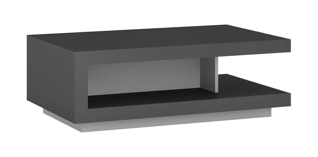 LYNO T01 konferenčný  stolík, lyon tmavý