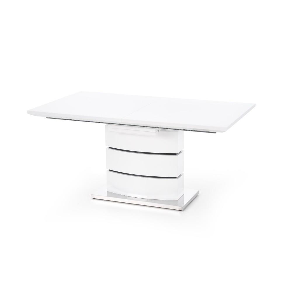 Rozkladací jedálenský stôl Halmar Nobel, dĺžka 160 - 200 cm