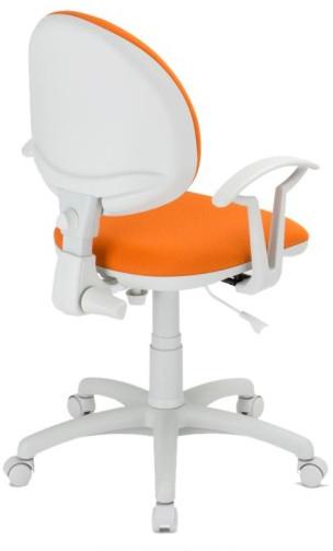 Detská stolička Smart white