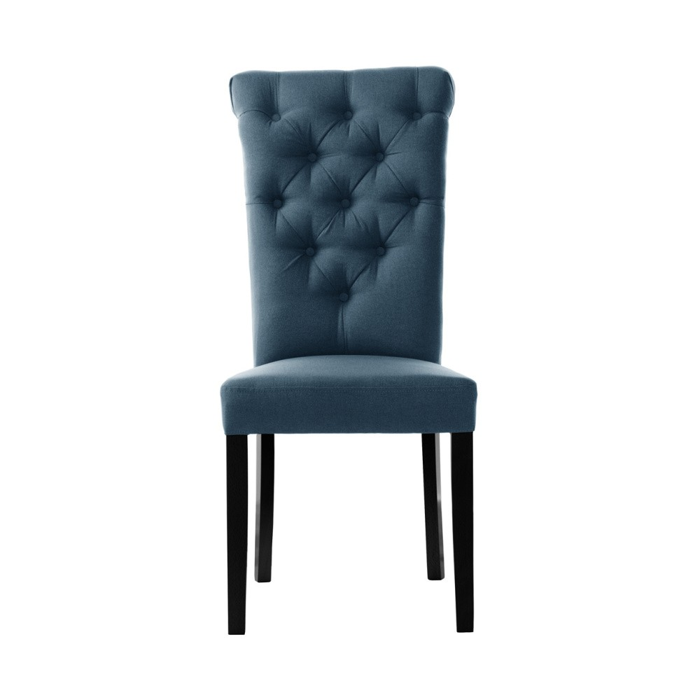 Modrá stolička L'Officiel Taylor