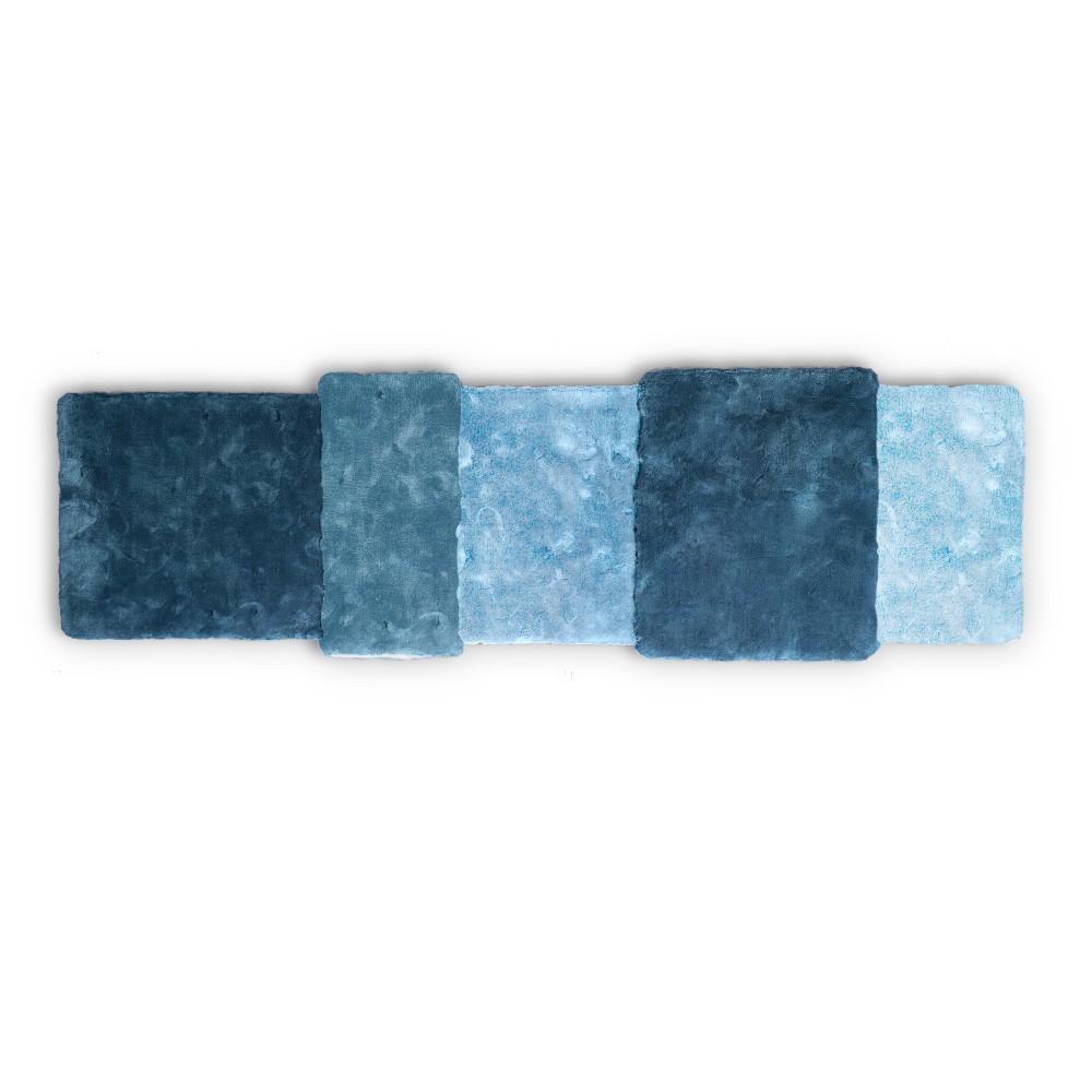 Koberec Over Stripe Emko, modrý