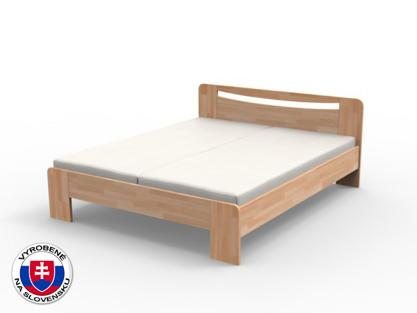 Manželská posteľ 220x200 cm Sofia (masív)