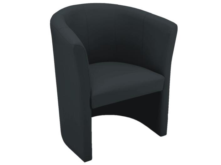 Kreslo MM eko čierna