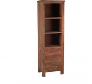 Furniture nábytok  Masívna knižnica z Palisanderu  Farhang  60x40x180 cm