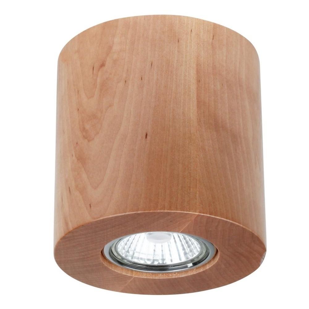 Stropné svietidlo BRITOP Lighting Wood Dream