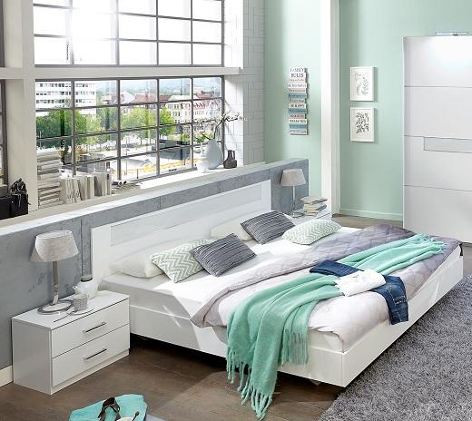 PALOMA 351 S06 manželská posteľ 160x200