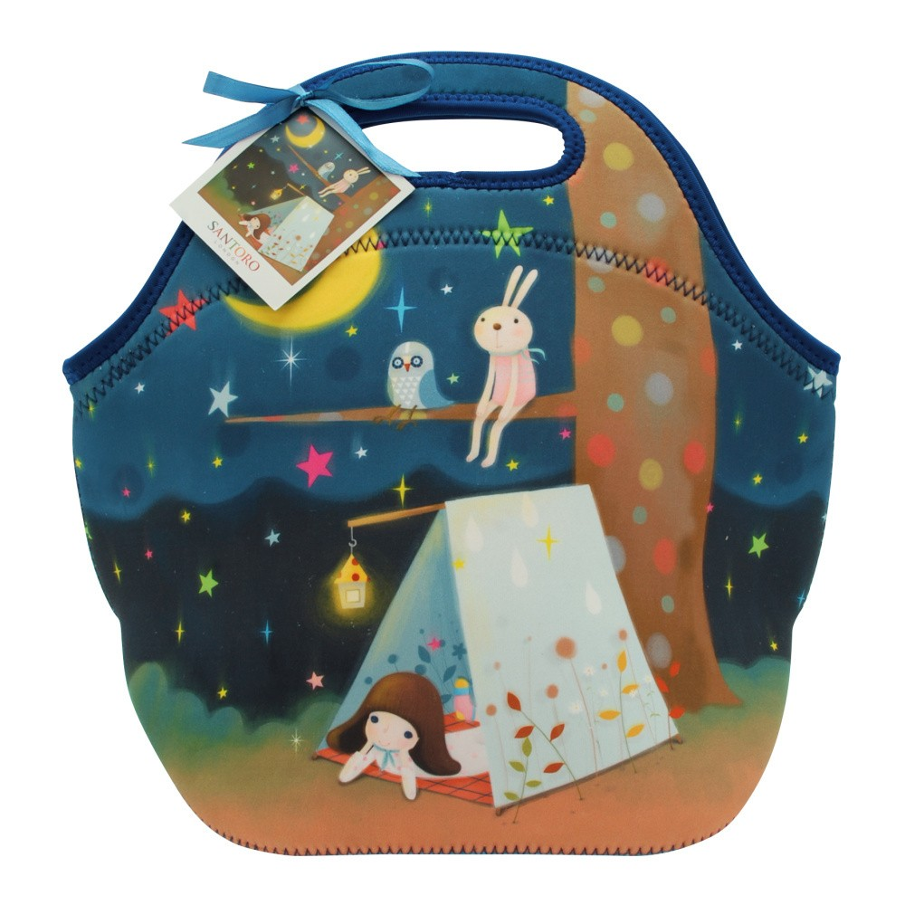 Taška na obed Santoro London Kori Kumi Starry Night