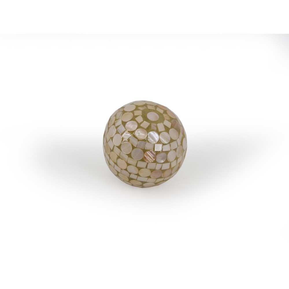 Dekoratívna guľa Moycor Mosaic, 10 cm