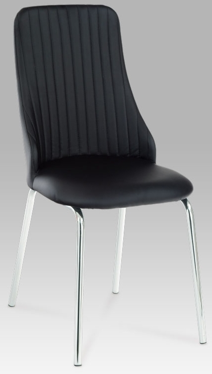 Jedálenská stolička AC-1313 BK