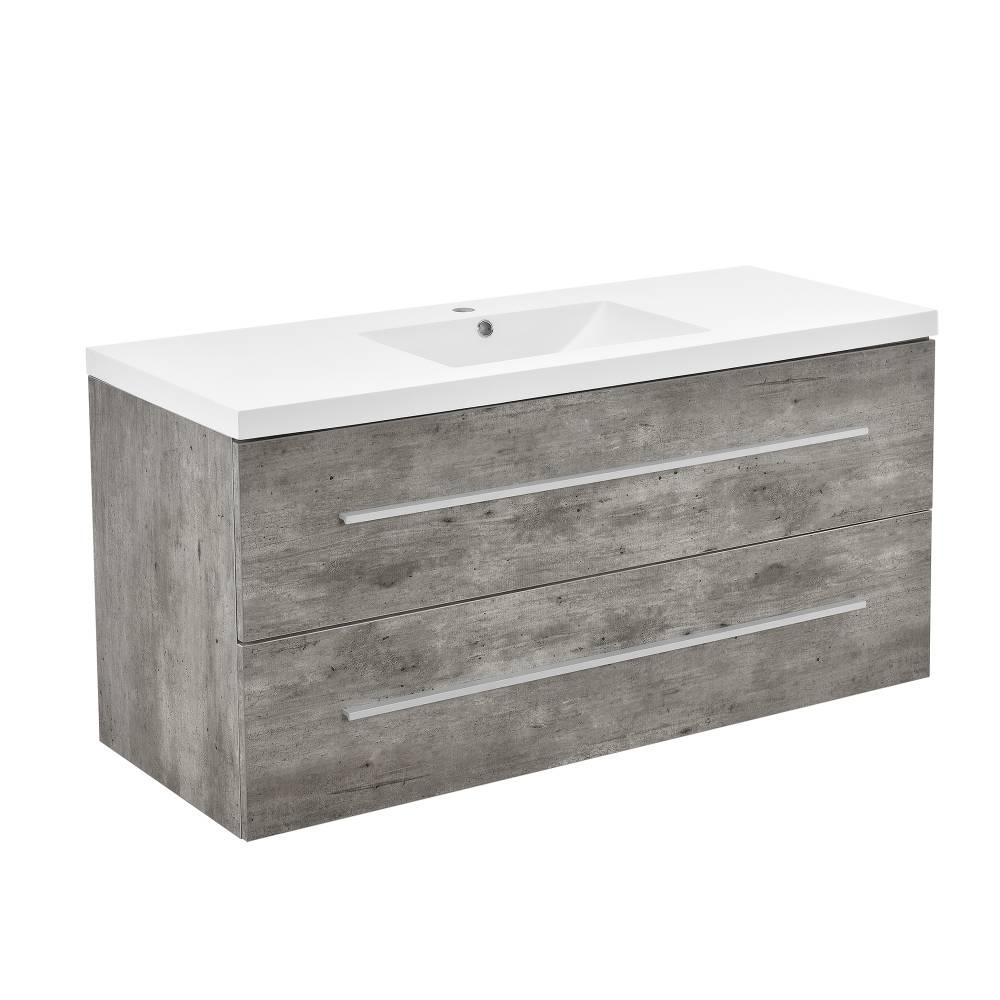 [neu.haus]® Kúpeľňová skrinka s umývadlom AAGH-7430