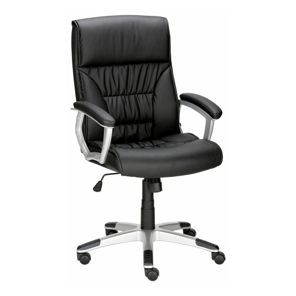 Čierna kancelárska stolička Støraa Tampa