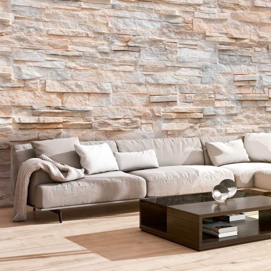 Veľkoformátová tapeta Bimago Stone Gracefulness, 400x280cm