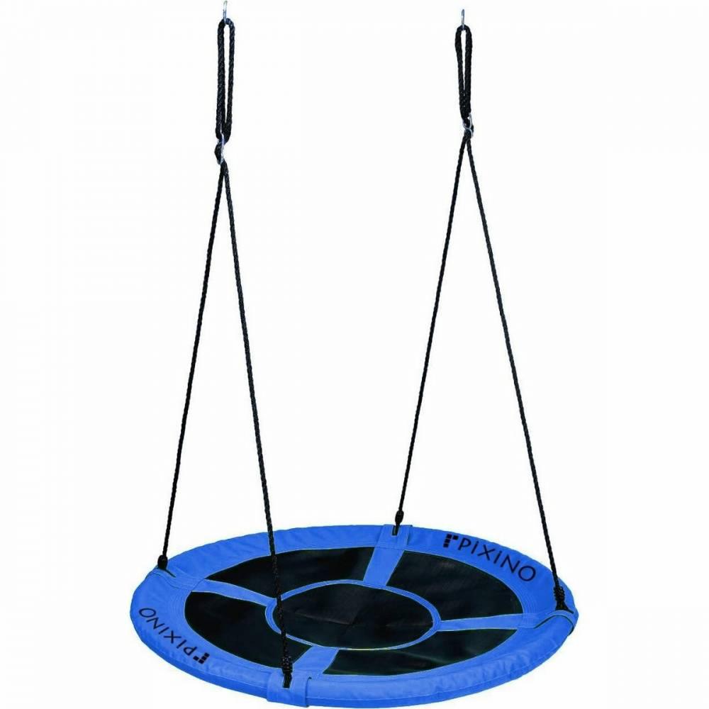 Pixino Hojdací kruh Bocianie hniezdo modrá, pr. 110 cm