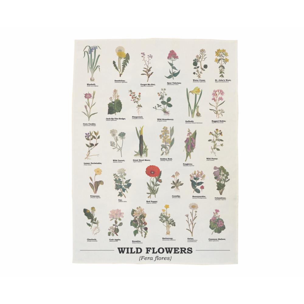 Utierka Gift Republic Wild Flowers