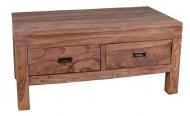 Furniture nábytok  Masívny konferenčný stolík z Palisanderu  Rúzbán  110x60x45 cm
