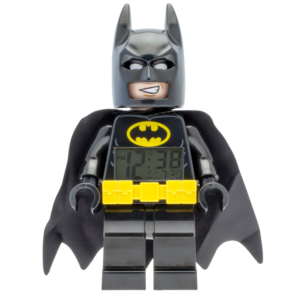 Hodiny s budíkom LEGO® Batman Movie