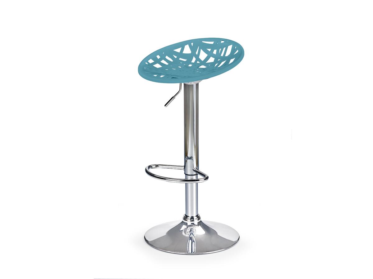 Barová stolička H-56 (tyrkysová)
