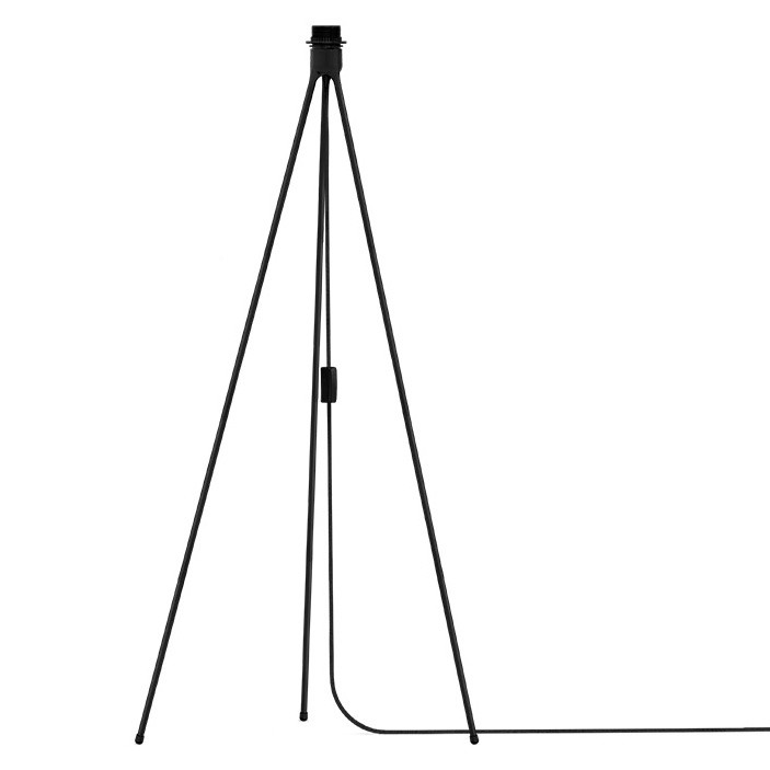 Stojanček tripod na svetlá VITA čierny