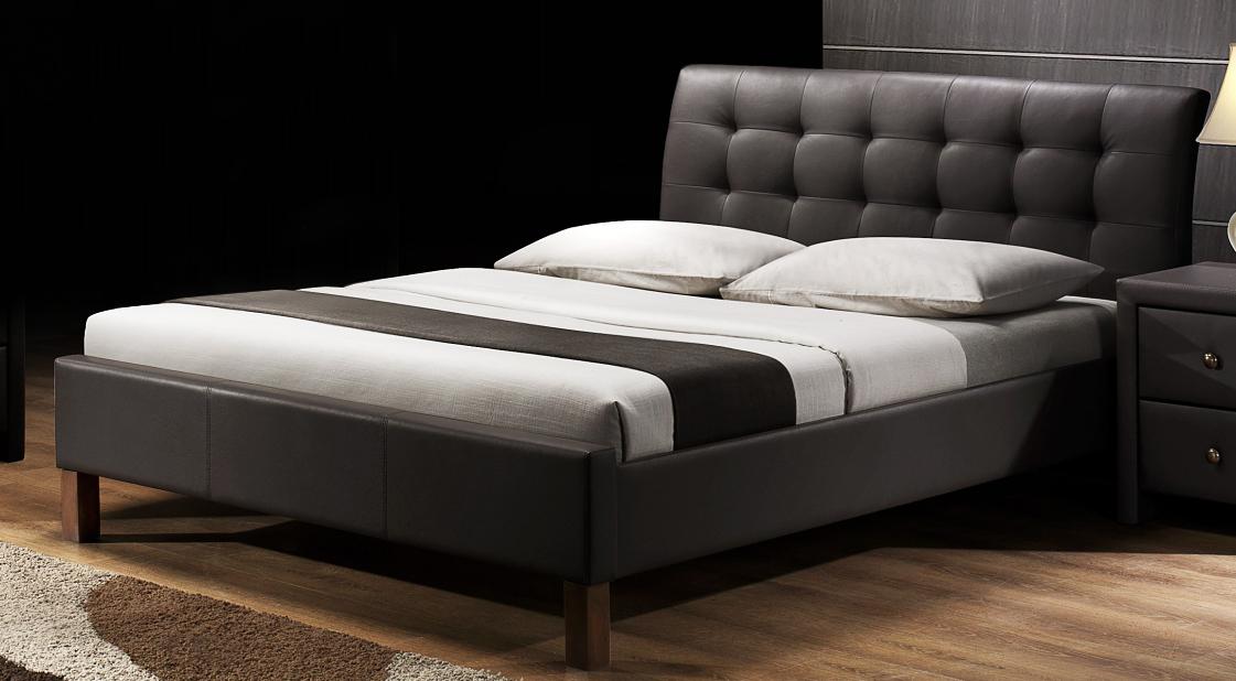 Manželská posteľ 160 cm Samara (s roštom)