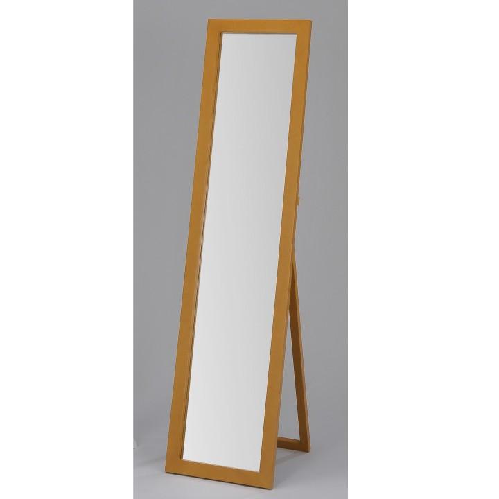 Stojanové zrkadlo AIDA   Farba: Dub