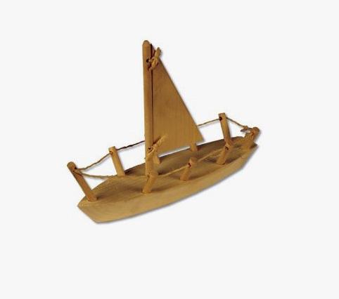 AD108 Hračka - lodička