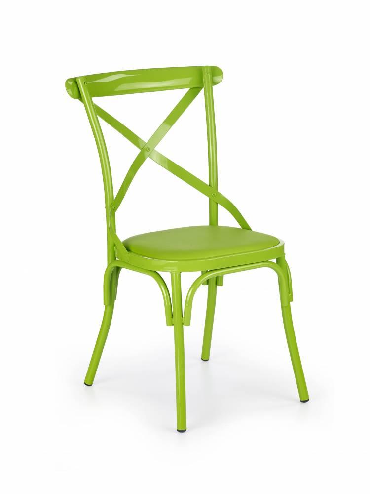 Jedálenská stolička K216 (zelená)
