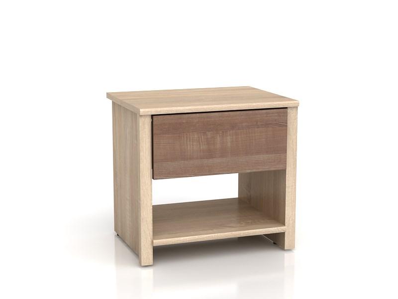 Nočný stolík Oren KOM1S *výpredaj