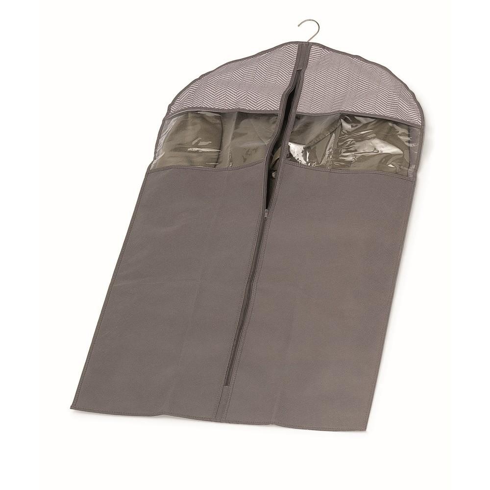 Hnedý vak na oblečenie Cosatto Twill, 100 cm
