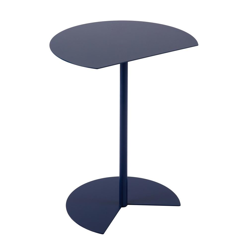 Tmavomodrý príručný stolík MEME Design Way