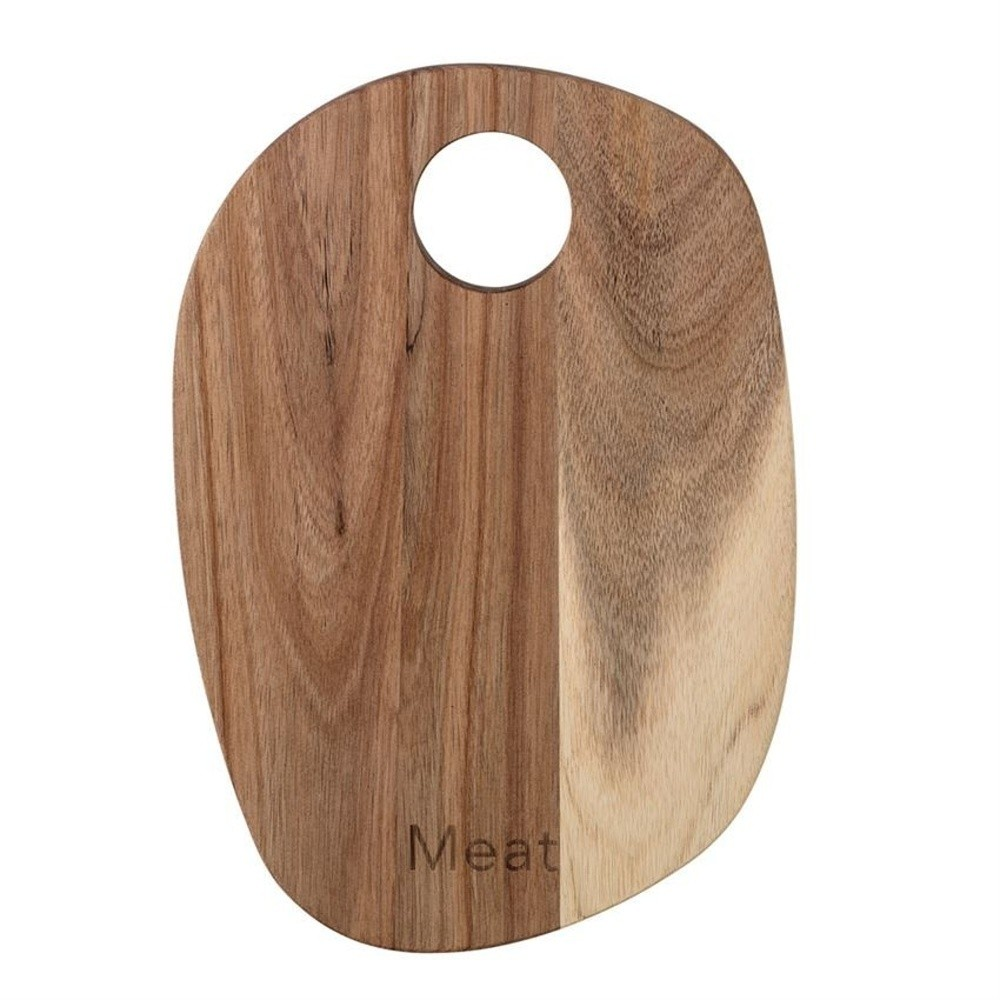 Doštička na krájanie z akáciového dreva Bloomingville, 30×21 cm