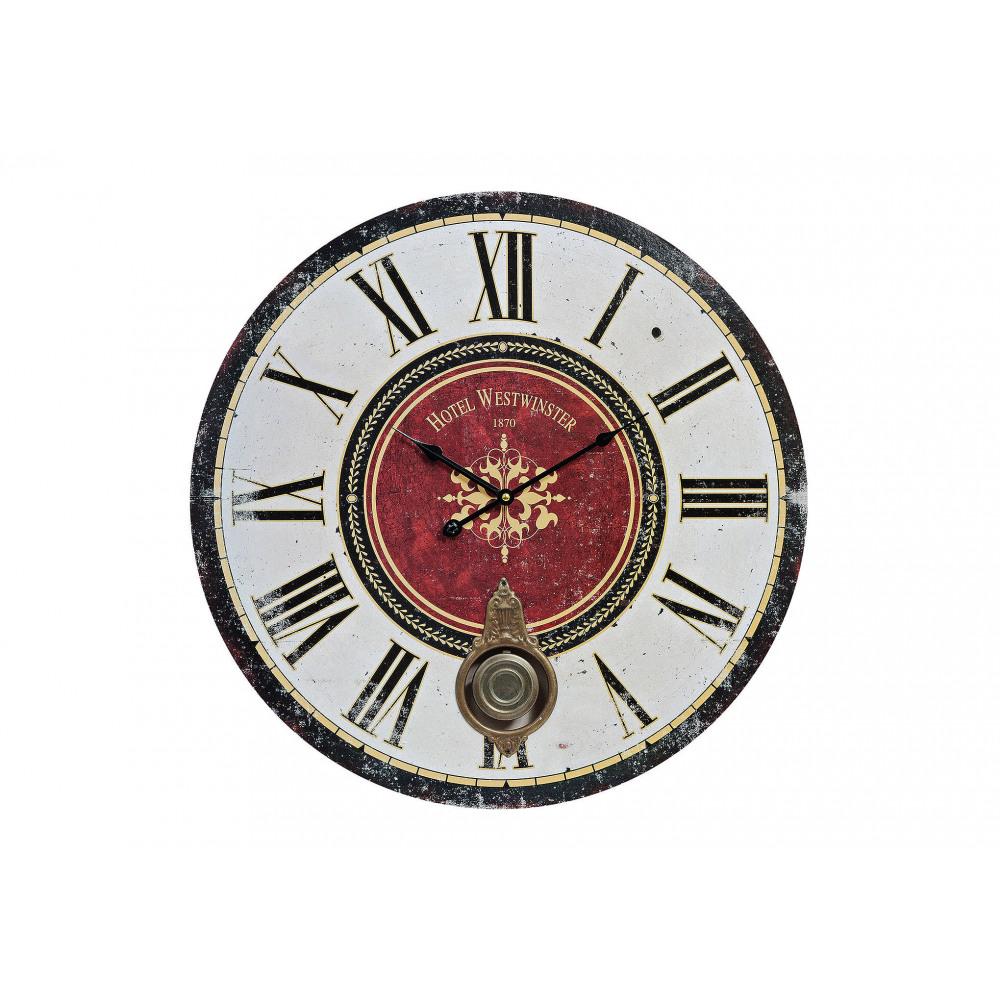 Nástenné hodiny s kyvadlom Hotel Westminster,  Wur4181, 60cm