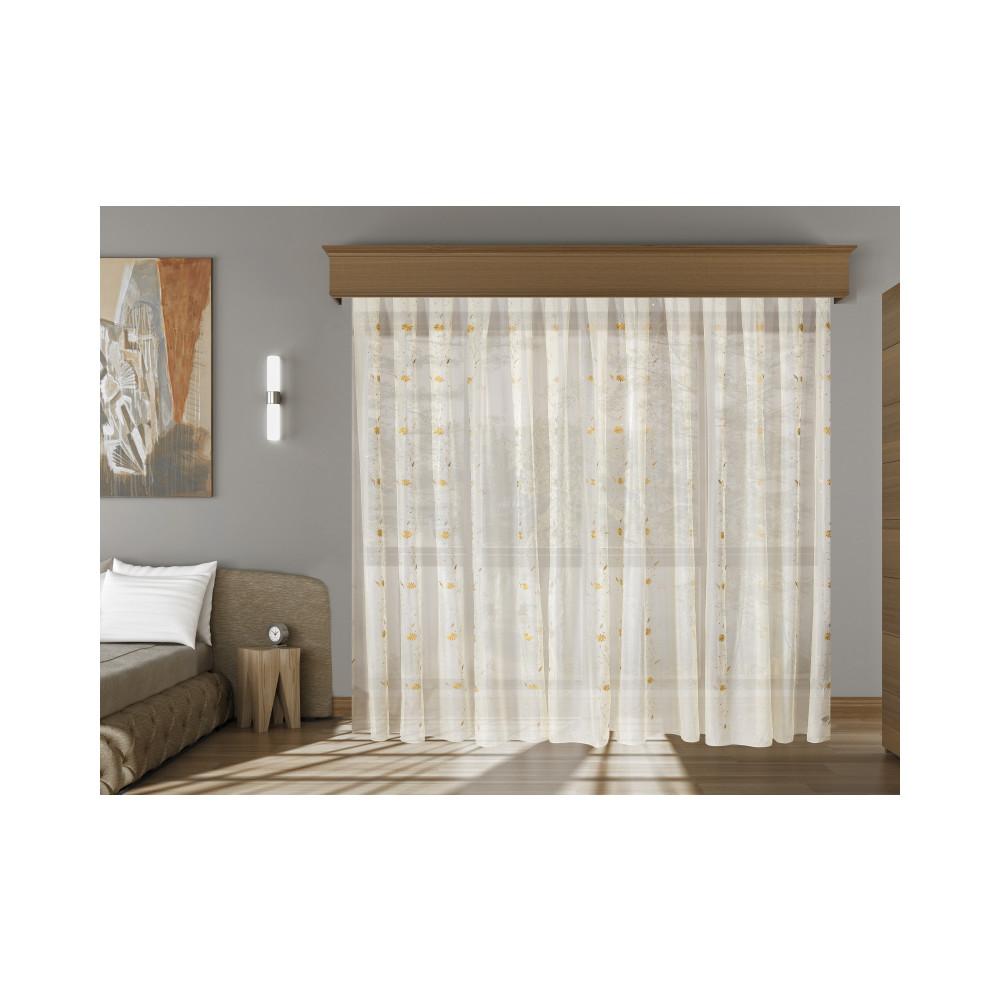 Záclona Marvella Tulle Sari, 4m